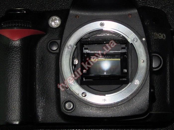 Быстро разряжается фотоаппарат никон